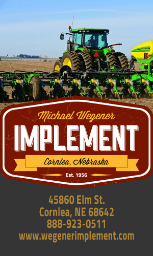 Michael Wegner Implement